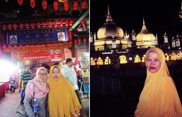 backpacker trip keiling Kuala umpur