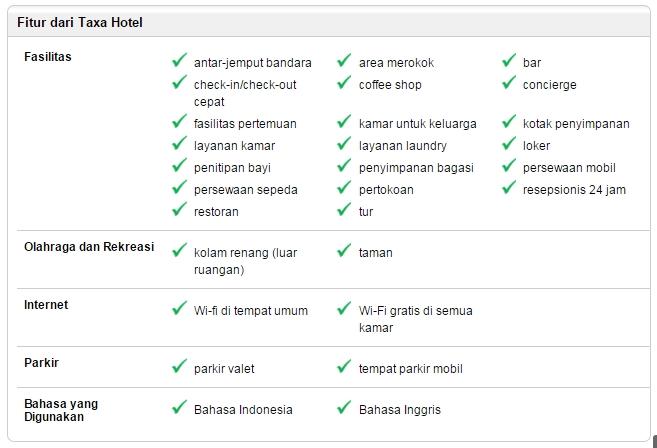 Review Taxa Hotel Penginapan murah di Kuta Bali
